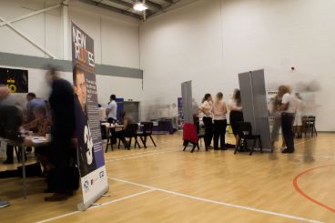 Jobs Fair First at HM Prison Addiewell